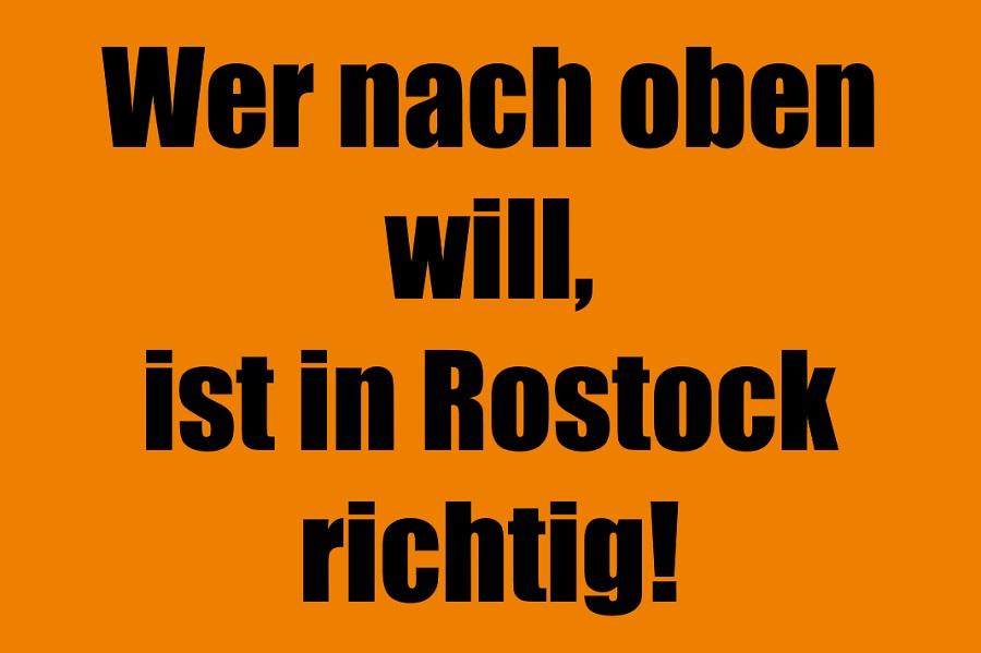 Rostock Kampagne