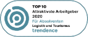 Certificate TopEmployers2020