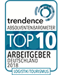 Deutschland attraktivste Arbeitgeber 2017