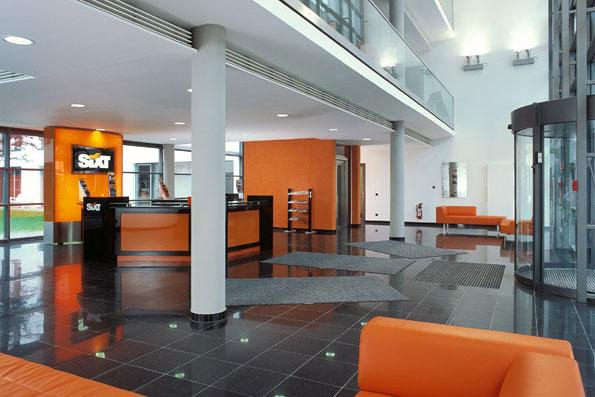 Sixt Foyer
