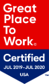 Great Place To Work 2019-2020